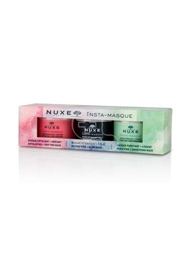 Nuxe Nuxe InstaMasque 3 X 15 Ml Kofre Renksiz